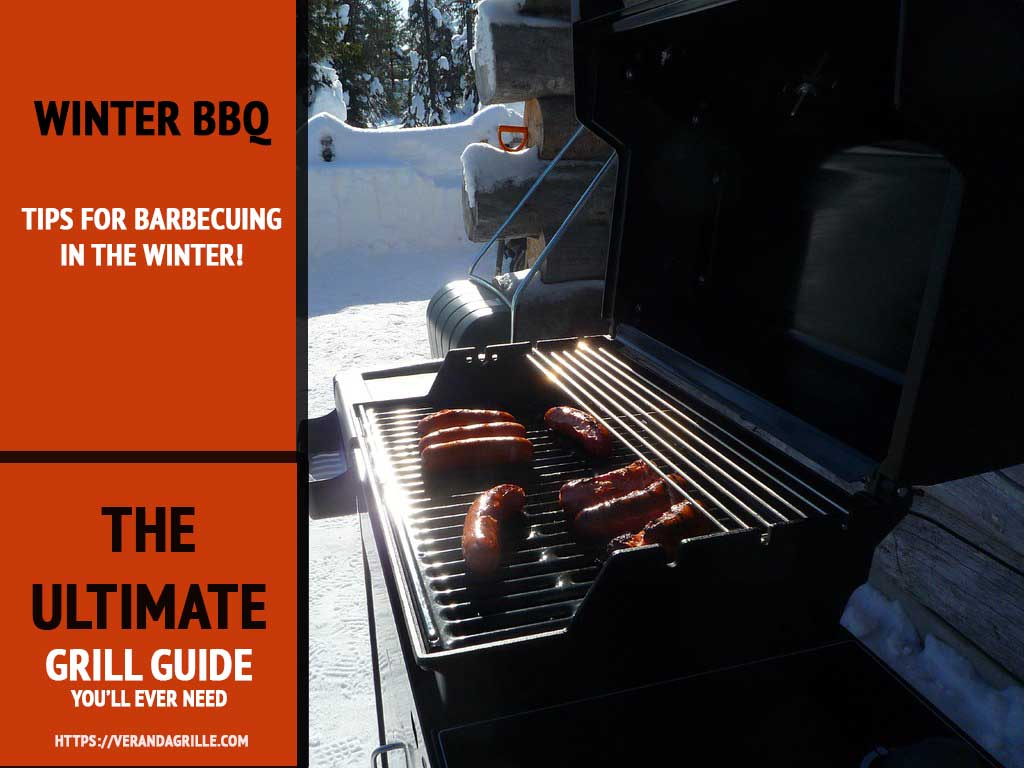 Winter BBQ Tips to barbecuing in the winter