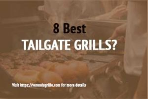 best tailgate grills