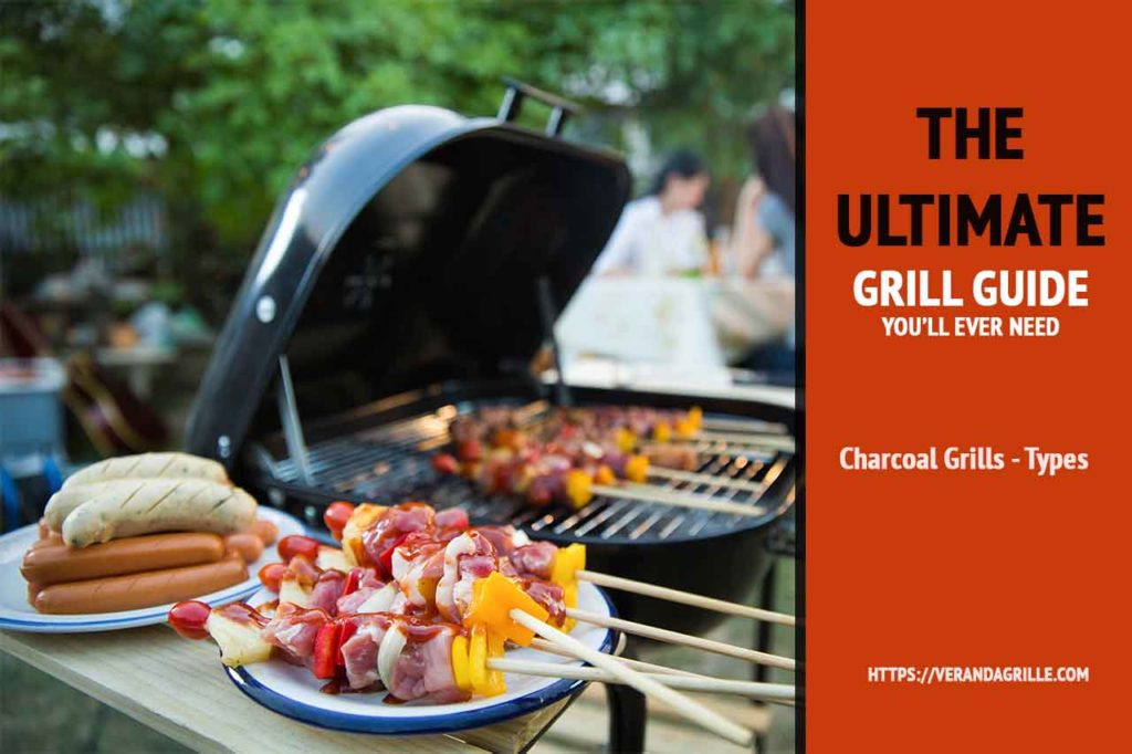 best charcoal grills types|pros and cons