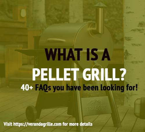 What is a pellet grill